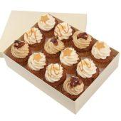 Classic Dessert Cupcakes x 12