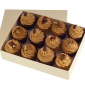 Coffee Addict Cupcakes x 12
