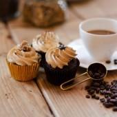 Coffee Addict Cupcakes