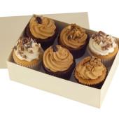 Morning Coffee Cupcakes x 6
