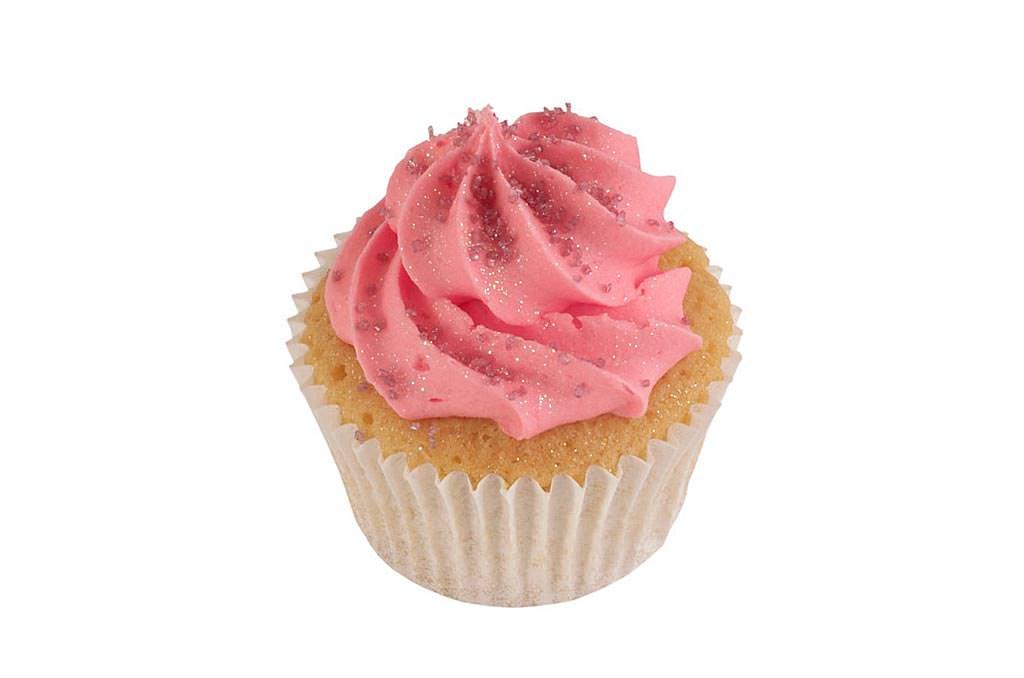 Pink Cupcakes Birthday Cupcakes Girl Cupcakes