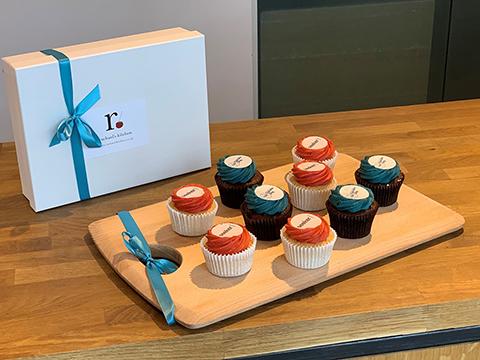 Seeker Digital Cupcakes