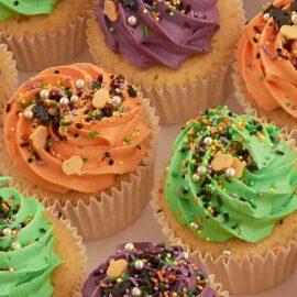 Spooky Halloween Cupcakes