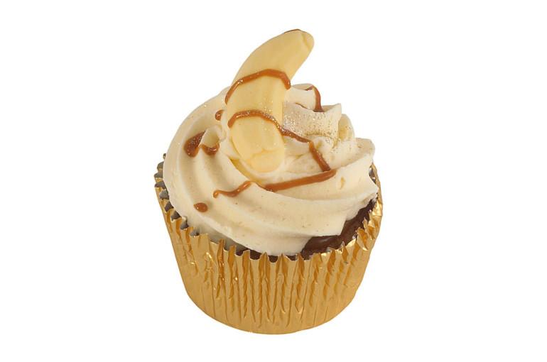 Banoffee Pie Cupcakes