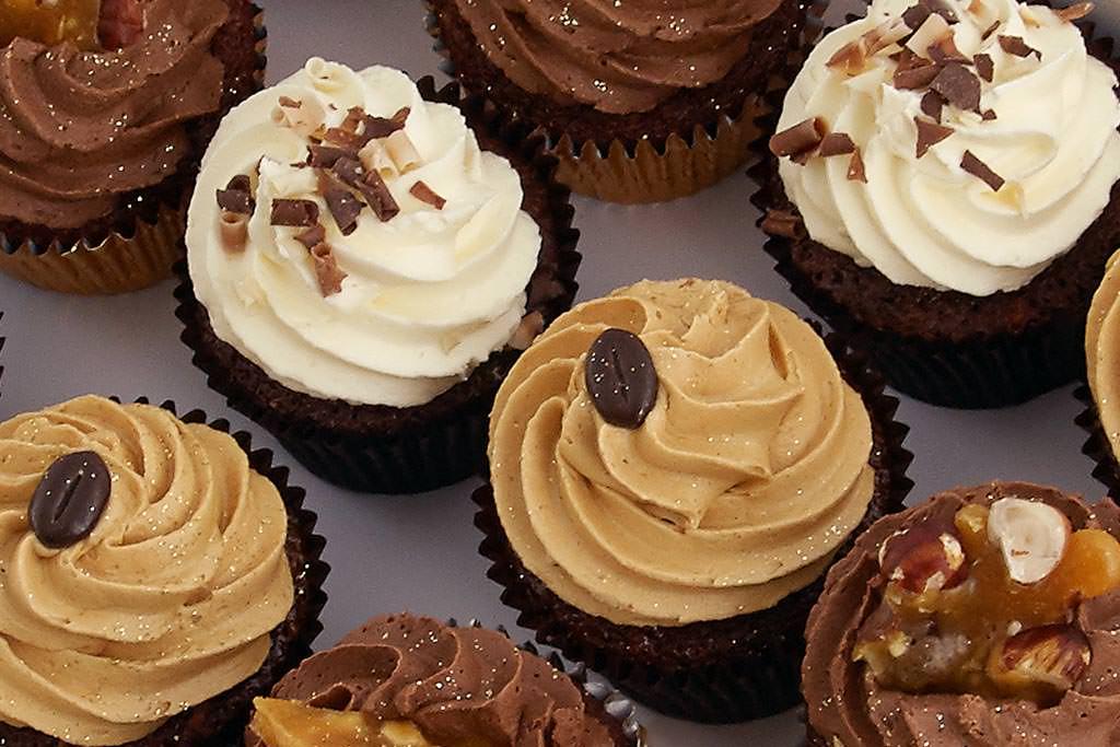 Chocolate Dessert Cupcakes