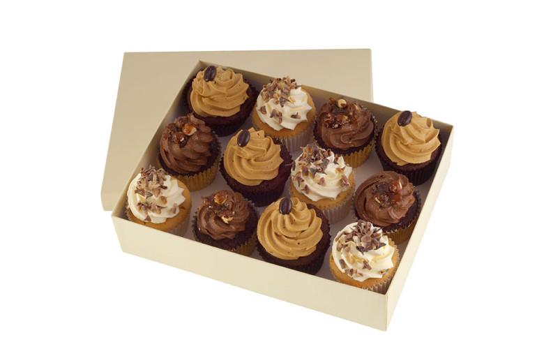 Decadent Dessert Cupcakes x 12