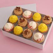 High Tea Cupcakes x 12