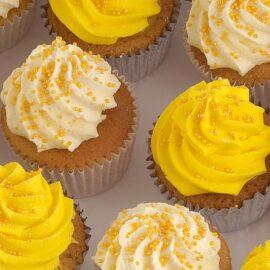 lemon surprise cupcakes