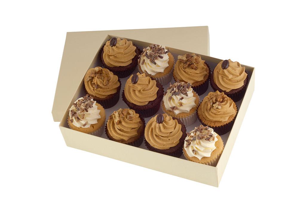 Coffee Cupcakes | Coffee Cake | Coffee Lover Gifts ...