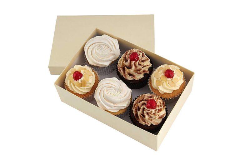 Reto Cupcakes x 6