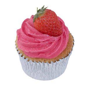 Strawberry Daiquiri Cupcakes