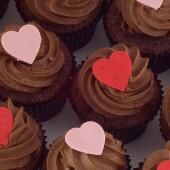 Valentines Box of Chocolates Cupcakes
