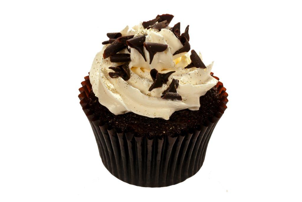 Vanilla Chocolate Cupcakes