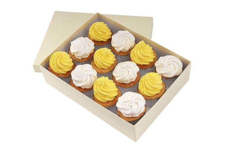 Zesty Cupcakes x 12