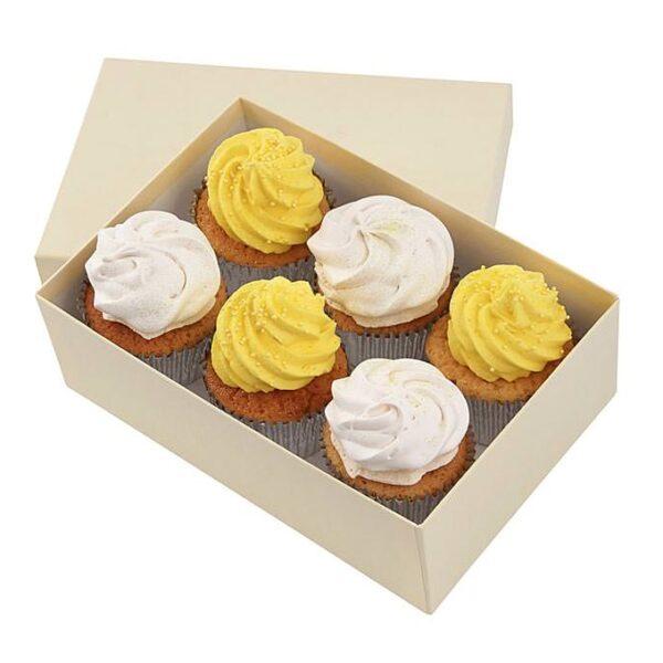 Zesty Cupcakes x 6